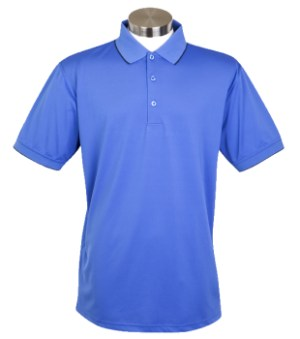 a Sporte Leisure Cook Polo Shirt in blue