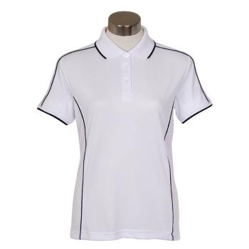 Sporte Leisure Birkdale Polo Shirt - Ladies - White