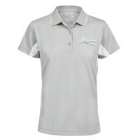 SL Race - Mens Polo Shirt Silver