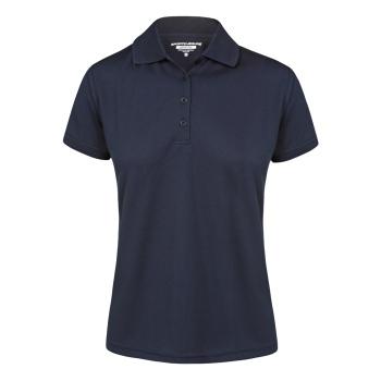 Sporte Leisure Aero Polo Shirt - Ladies - Navy